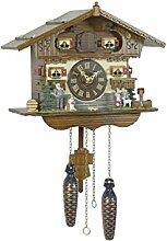 Trenkle Pendule à Coucou à Quartz Maison Suisse