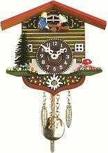 Trenkle Pendulette en Miniature de la Forêt Noire
