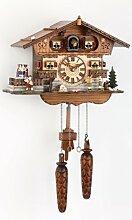 Trenkle Uhren Allemand Horloge Coucou (de la