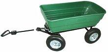 Tresice France - Chariot de jardinage avec
