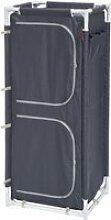 Trigano meuble rangement camping  - gris / noir