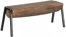 TRONC - Banc nature en bois
