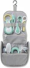 Trousse de toilette nomade 9 accessoires grey