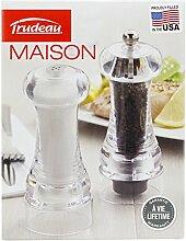 Trudeau facile Grind Moulin à poivre ou sel