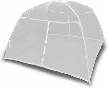 True Deal - Tente de camping 200x120x130 cm Fibre
