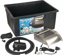 True Deal - Ubbink Nevada 30 LED Kit Cascade pour