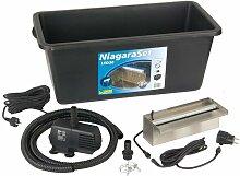 True Deal - Ubbink Niagara 30 cm LED Kit Cascade