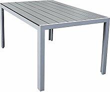 Trueshopping Table dExtérieur Malmö en Polywood