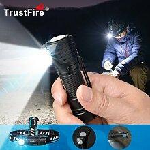 Trustfire MC18 1200 Lumens Lampe De Poche Led
