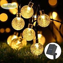 TryLight Guirlande Lumineuse 20M 200 LEDs, LED