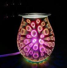 TTAototech Brûleurs à huile 3D, brûleurs de