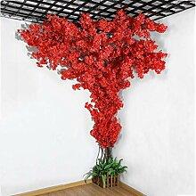 TTIK Arbre Artificiel Plante Fleur Artificielle