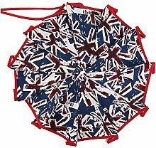 Ttiy Guirlande de drapeaux Union Jack -
