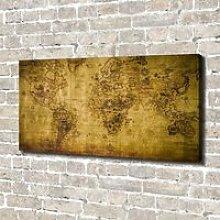 Tulup 140x70 cm art mural - Image sur toile:-
