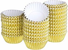 TUPARKA 500pcs Caissettes Cupcake, Mini caissette