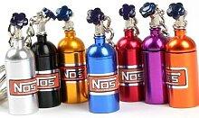 Turbo NOS – porte-clés bouteille d'oxyde