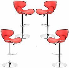 Turefans 2/4/6PCS, chaises de Bar, Tabouret de