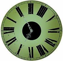 TV unser Original Horloge De Gare Décoration