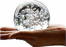 TYGJB Cristal De Marbles Fontaine d'eau Bubble