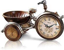 TYUXINSD Joli Horloge de Table Classique rétro