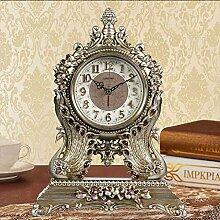 TYUXINSD Joli Horloge de Table de Style européen