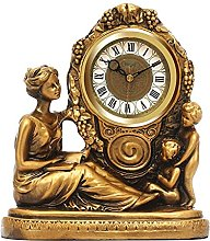TYUXINSD Joli Horloge de Table Horloge Horloge