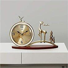 TYUXINSD Joli Horloge de Table horloges et Montres