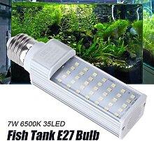 UEETEK – éclairage d'aquarium 7W E27,