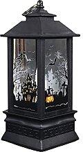 UEXCN Halloween Simulation Flamme Lampe Petite