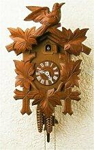 Uhrenfabrik Kammerer Pendule à Coucou 5 Feuilles,
