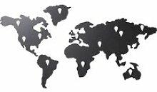 Umbra - carte du monde magnétique mappit