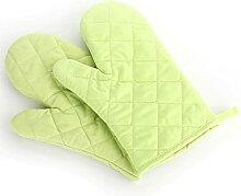 UN BARBECUE gants, coton résistant à la cuisson