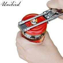 Unibird – ouvre-boîte réglable en acier