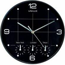 Unilux Horloge analogique à quartz On Time Ø
