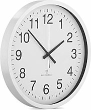 Uniprodo Grande Horloge Murale XXL Grosse Horloge