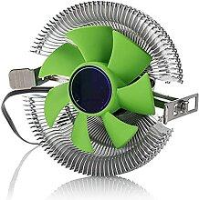 UOEIDOSB Pc Ordinateur CPU Ventilateur de