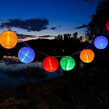 Uping Guirlande Lumineuse Lampion | 20 LEDs 3,6