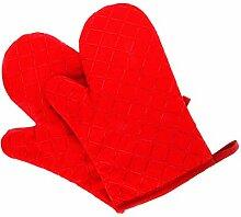 UPKOCH 1 paire de gants de cuisine résistants à