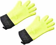 UPKOCH 1 paire gants de four de cuisine résistant
