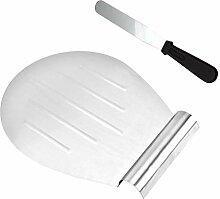 UPKOCH 2 pcs gateaux spatules Cuisine Cuisine en