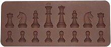 UPKOCH Morceau d'échecs International Moule