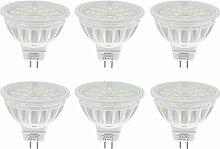 Uplight MR16 Ampoule LED Gu5.3 Projecteur,5.5W