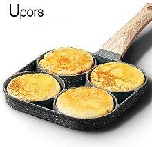 UPORS – poêle à frire antiadhésive avec 4