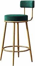 URINGO Tabouret de Bar, Chaise de Bar Haute,