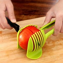 Ustensiles de cuisine à main tomate trancheuse