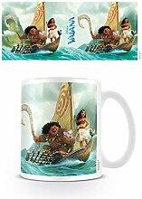 Vaiana (Boat) Coffee Mug