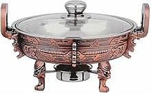Vaisselle Cuisinière Chafing - Buffet réchaud