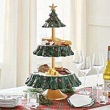 Vaisselle de noël nouvel an, Buffet de fête de