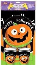 Vaisselle jetable Halloween (x1) REF/87024
