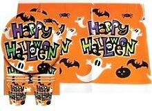 Vaisselle jetable Halloween (x1) REF/87242